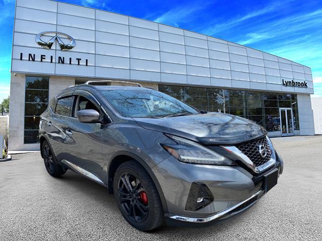 2020 Nissan Murano SV [5]