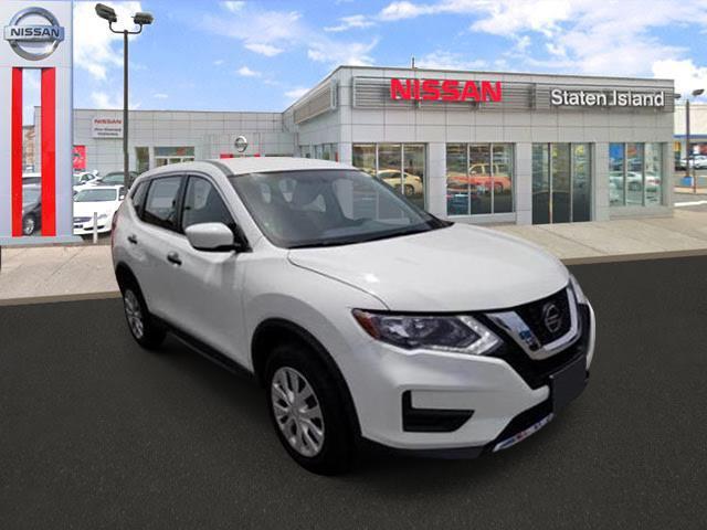 2018 Nissan Rogue AWD S [1]