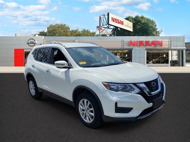 2018 Nissan Rogue AWD SV [17]