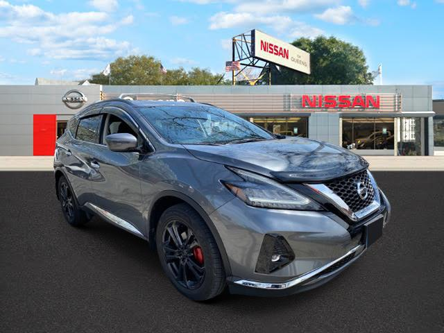 2020 Nissan Murano AWD SV [0]