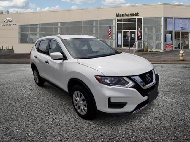 2018 Nissan Rogue S [0]