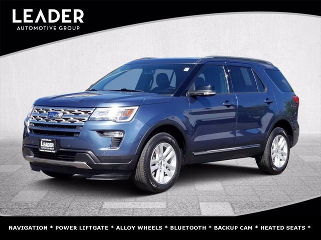 2018 Ford Explorer XLT for sale in PALATINE, IL