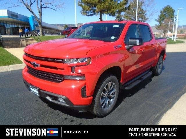 2021 Chevrolet Silverado 1500 RST for sale in Lakewood, CO