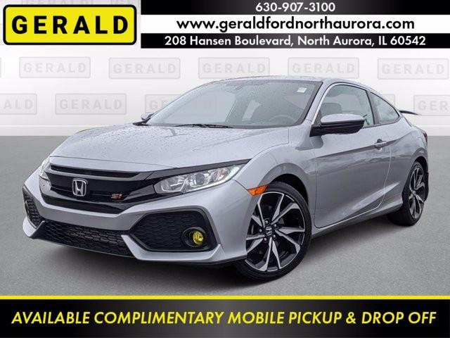 2018 Honda Civic Si Coupe Manual w/High Performance Tires for sale in  North Aurora, IL