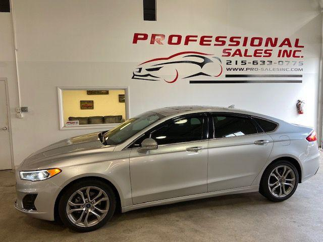 2019 Ford Fusion SEL for sale in Bensalem, PA