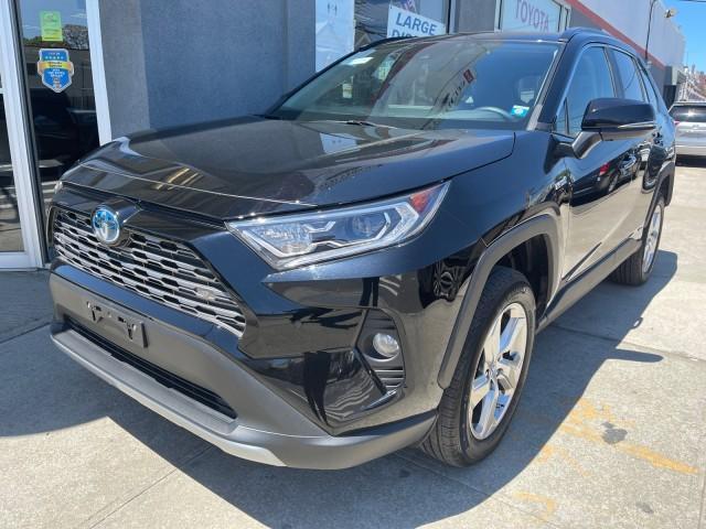 2019 Toyota RAV4 Hybrid Limited [15]