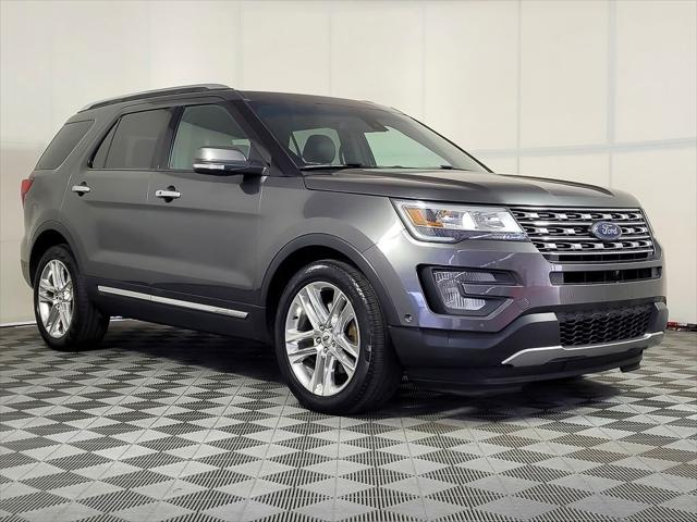 2017 Ford Explorer Limited for sale in Vienna, VA