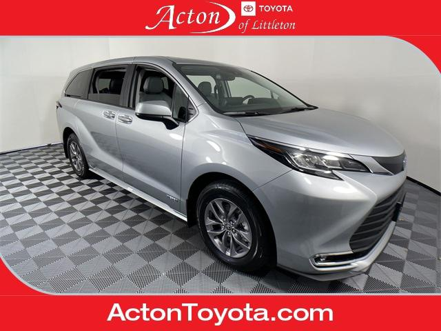 2021 Toyota Sienna XLE 7 Passenger for sale in Acton, MA