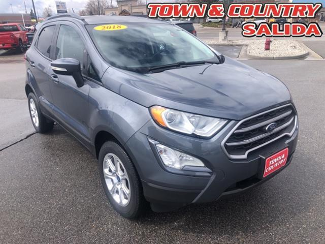 2018 Ford EcoSport SE for sale in Salida, CO