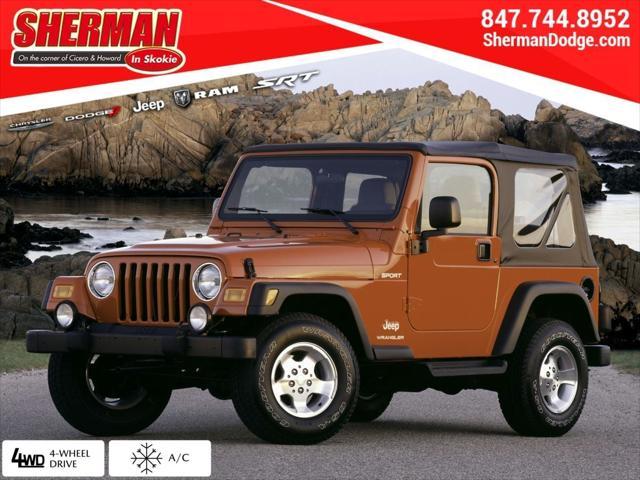 2006 Jeep Wrangler X for sale in Skokie, IL