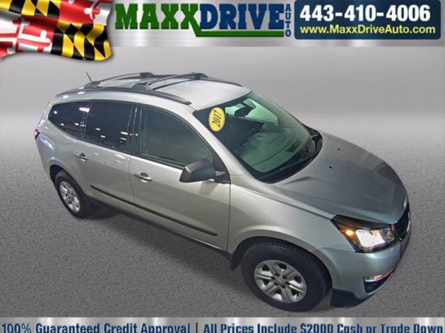 2017 Chevrolet Traverse LS for sale in Glen Burnie, MD