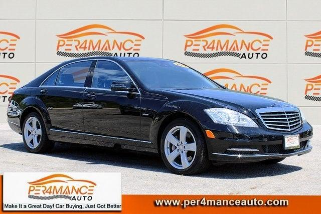 2012 Mercedes-Benz S-Class S 550 for sale in Hanover, MD