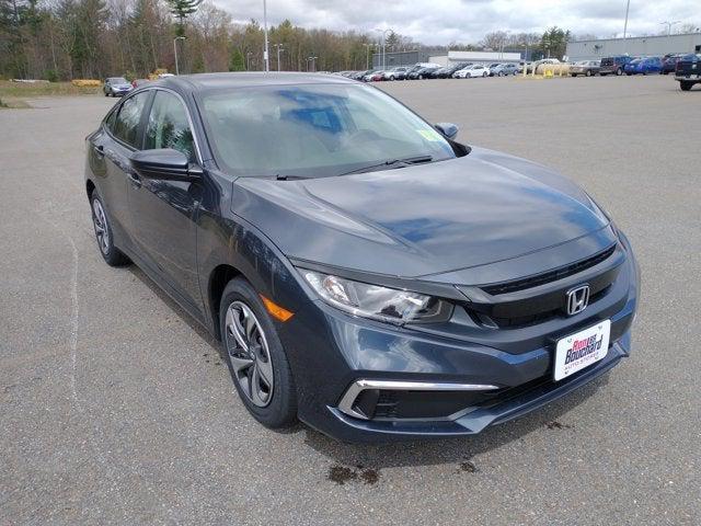 2021 Honda Civic Sedan LX for sale in Lancaster, MA