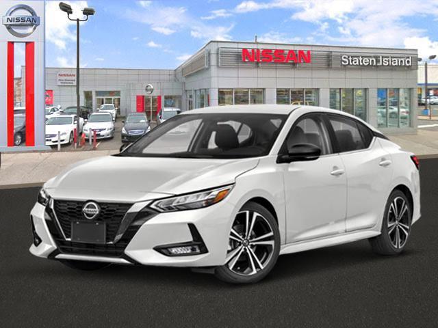 2021 Nissan Sentra SR [5]