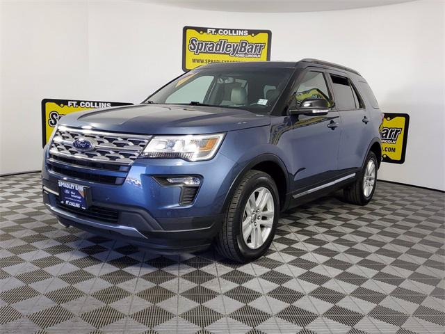2018 Ford Explorer XLT for sale in Fort Collins, CO