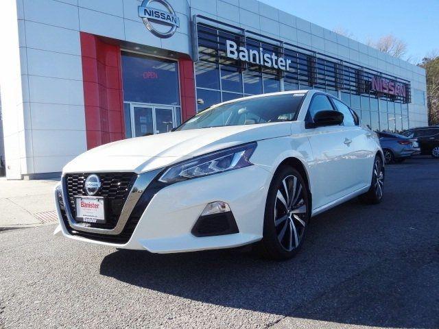2021 Nissan Altima 2.5 SR for sale in Chesapeake, VA