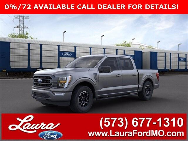 2021 Ford F-150 XLT for sale in West Sullivan, MO