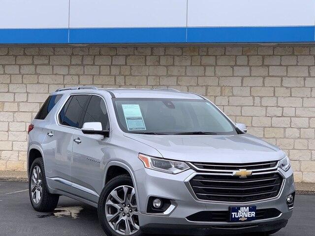 2019 Chevrolet Traverse Premier for sale in McGregor, TX