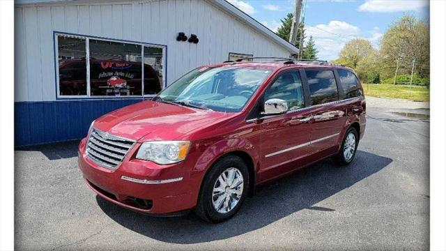 2010 Chrysler Town & Country Limited for sale in Terre Haute, IN