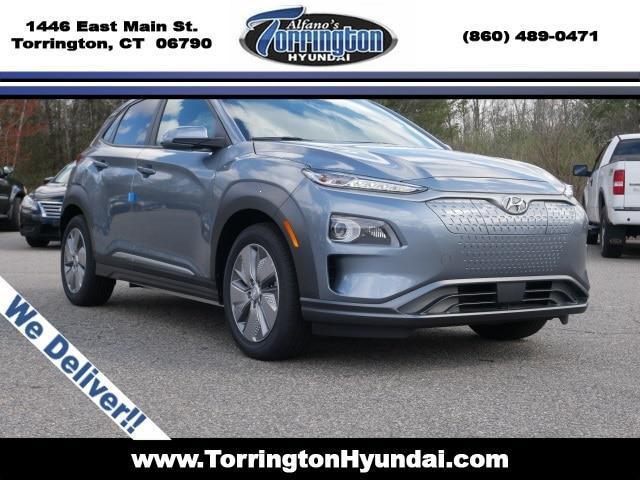2021 Hyundai Kona EV Ultimate for sale in TORRINGTON, CT