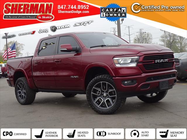 2019 Ram 1500 Laramie for sale in Skokie, IL