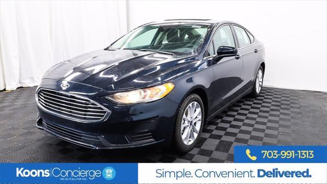 2020 Ford Fusion Hybrid SE for sale in Sterling, VA