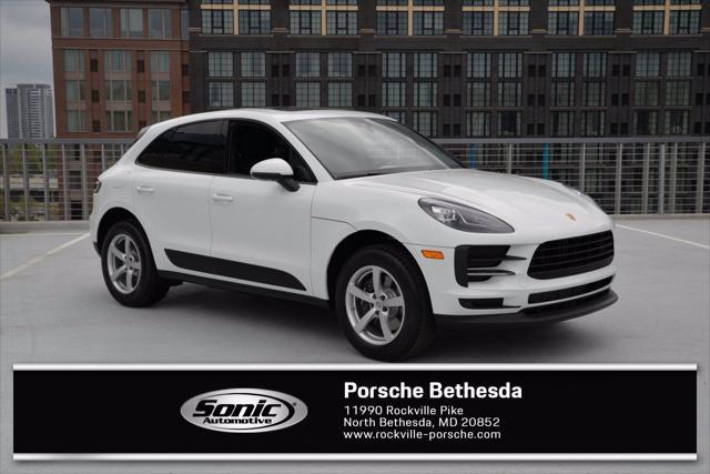 2021 Porsche Macan for sale near North Bethesda, MD