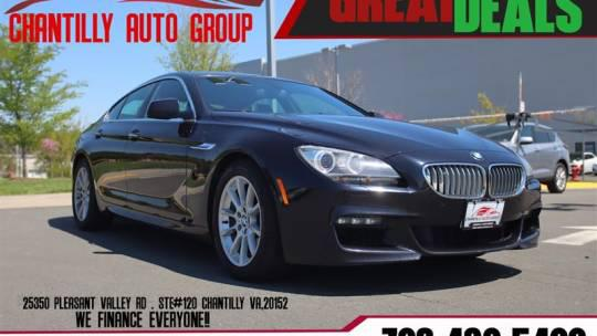 2013 BMW 6 Series 650i xDrive for sale in Chantilly, VA