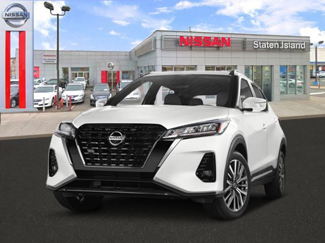 2021 Nissan Kicks SV [3]