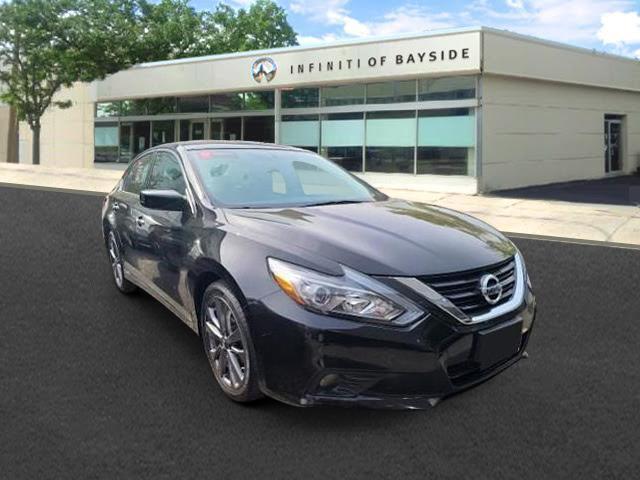 2018 Nissan Altima 2.5 SR [1]
