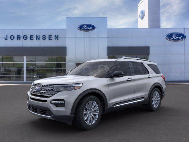2021 Ford Explorer Limited for sale in Detroit, MI