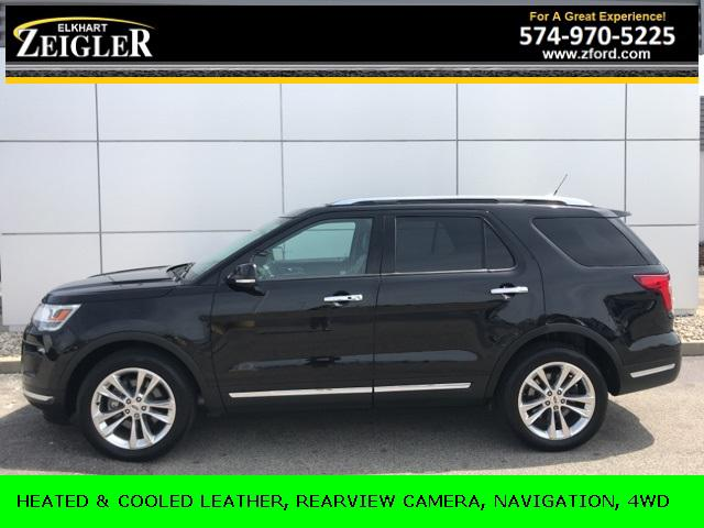 2019 Ford Explorer Limited for sale in Schaumburg, IL