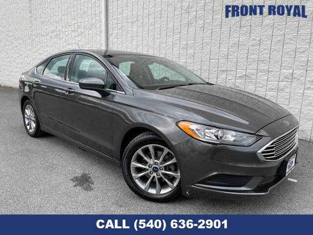 2017 Ford Fusion SE for sale in Front Royal, VA