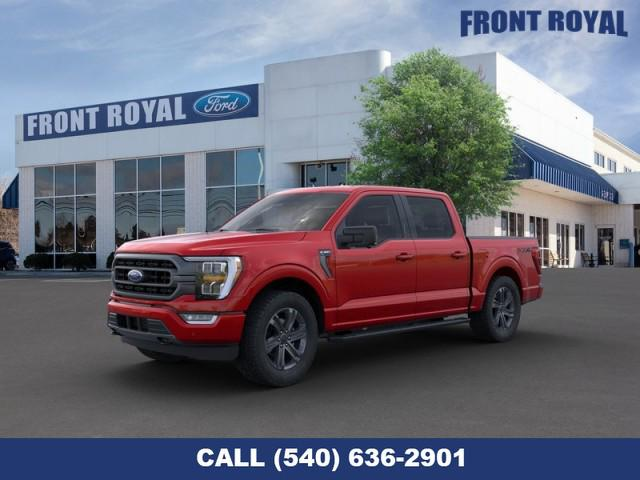 2021 Ford F-150 XL for sale in Front Royal, VA