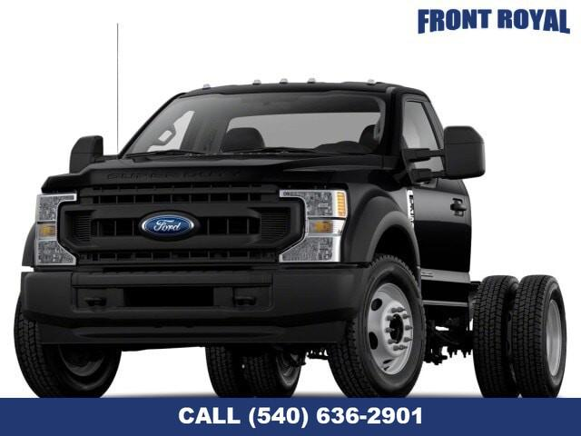2021 Ford F-550 XL for sale in Front Royal, VA