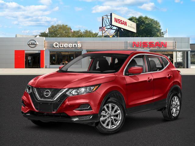 2021 Nissan Rogue Sport S [1]