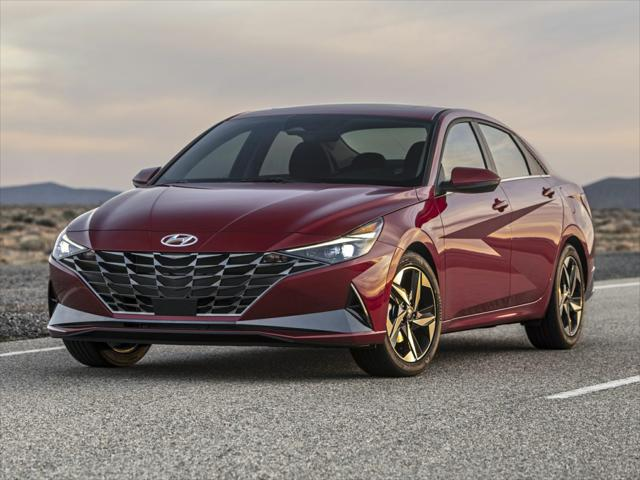 2021 Hyundai Elantra SEL for sale in VERNON, CT