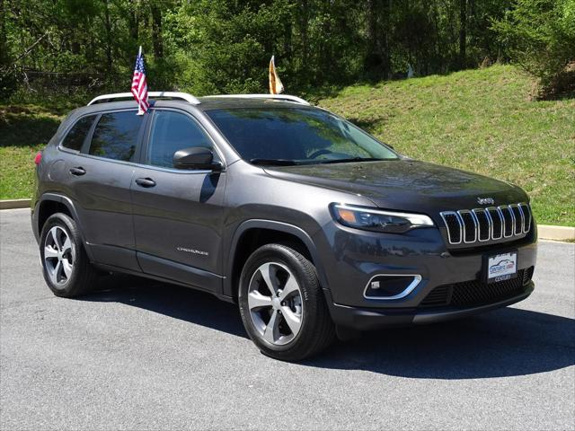 2020 Jeep Cherokee Limited for sale in Mount Airy, MD