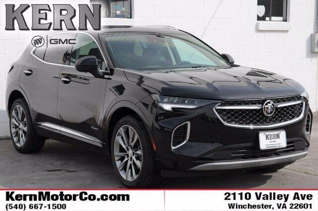 2021 Buick Envision Avenir for sale in Winchester, VA