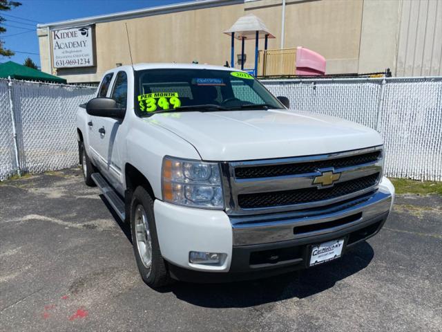 2011 Chevrolet Silverado 1500 LT for sale in Bay Shore, NY