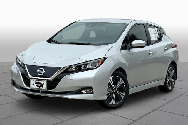 2021 Nissan LEAF SV for sale in Richardson, TX