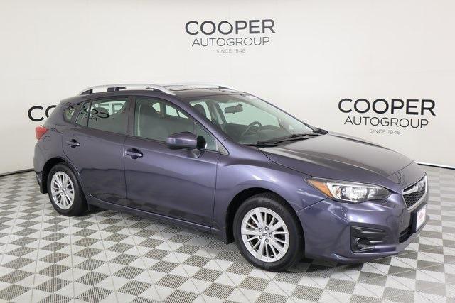 2017 Subaru Impreza Premium for sale in Oklahoma City, OK