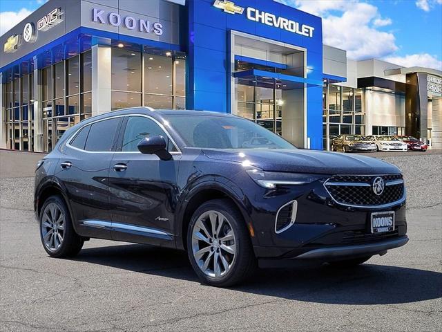 2021 Buick Envision Avenir for sale in Vienna, VA