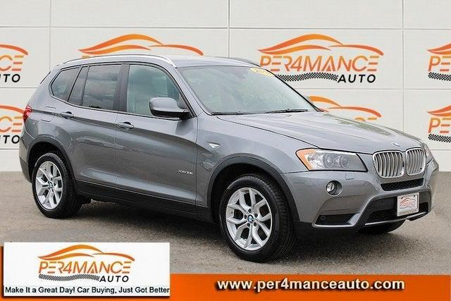 2014 BMW X3 xDrive35i for sale in Hanover, MD