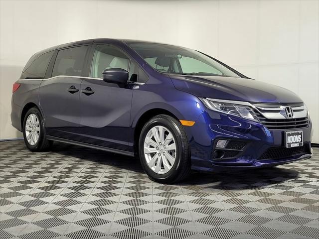 2019 Honda Odyssey LX for sale in Vienna, VA