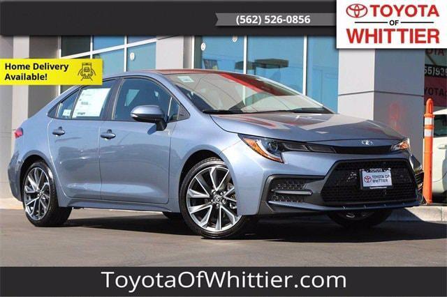 2021 Toyota Corolla SE for sale in Whittier, CA