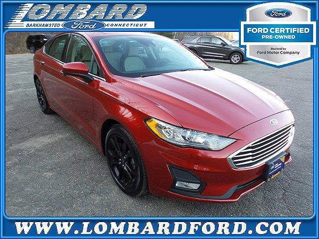 2020 Ford Fusion SE for sale in Barkhamsted, CT