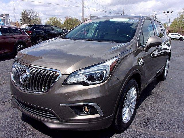 2018 Buick Envision Preferred for sale in Bryan, OH