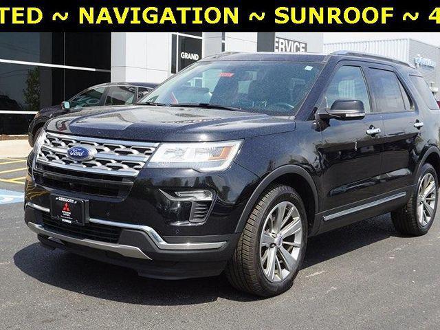 2018 Ford Explorer Limited for sale in Lake Villa, IL