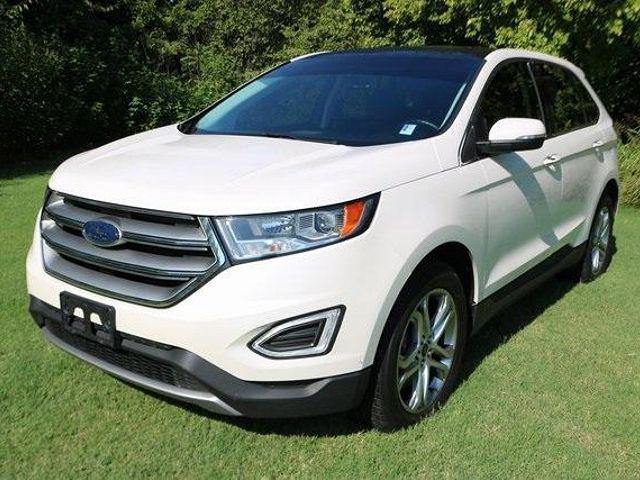 2016 Ford Edge Titanium for sale in Millington, TN